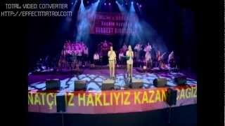 21 Temmuz 2012 Grup Yorum Harbiye Konseri- Kavga