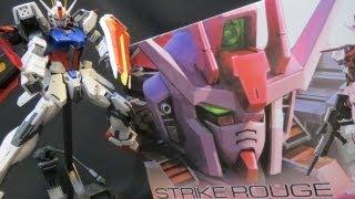 MG Strike Rouge RM Phoenix pack announced! Gundam Seed Destiny Plastic Model news ガンプラ