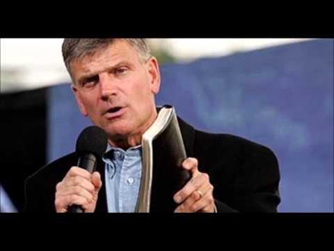 Franklin Graham: Morality In 'Nose Dive' Under Obama Administration, Christians Must Stand Up