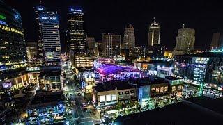 Kansas City, Missouri Aerial View 2016