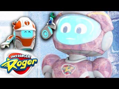 Space Ranger Roger | Episode 18 - 20 Compilation | Videos For Kids | Funny Videos For Kids