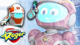 Space Ranger Roger | Episode 18 - 20 Compilation | Videos For Kids | Funny Videos For Kids