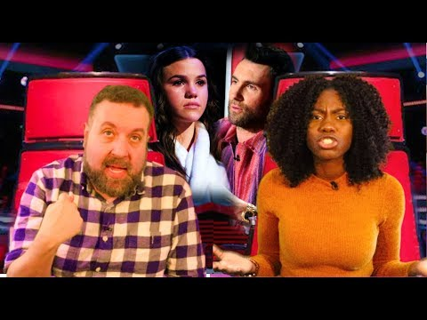 The Voice Top 8: Did Adam Levine THROW DeAndre Nico Under The Bus For Reagan Strange? Mp3