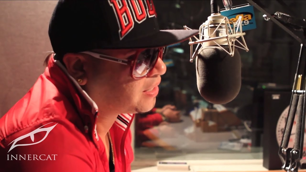 Farruko con Alex Sensation - 97.9 La Mega (NYC) [Behind the Scenes]