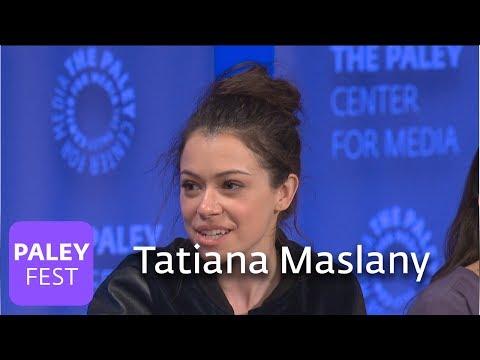 Orphan Black  Tatiana Maslany discusses Rachel Duncan