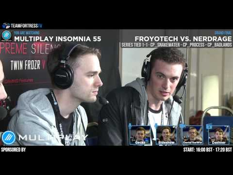 i55 Grand Final: nerdRage.tf2 vs. froyotech