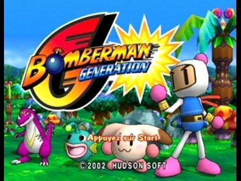 Retas de fin de semana: Bomberman Generation