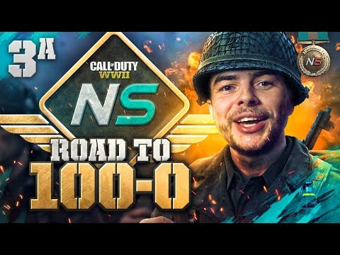 Road to 100-0! - Ep. 3A - Time to Comeback! (Call of Duty:WW2 Gamebattles)