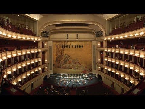 Vienna State Opera House (Wiener Staatsoper) | Vienna, Austria【4K】