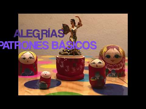 COMO TOCAR ALEGRÍAS: VIDEO 1