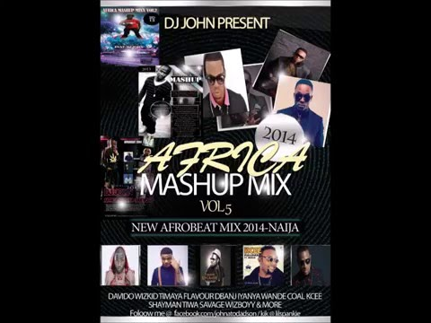 New Naija mix 2014 - 2015 (2Hrs) ft Davido, Wizkid, Kcee, Timaya. Afrobeat mix 2014 - 2015