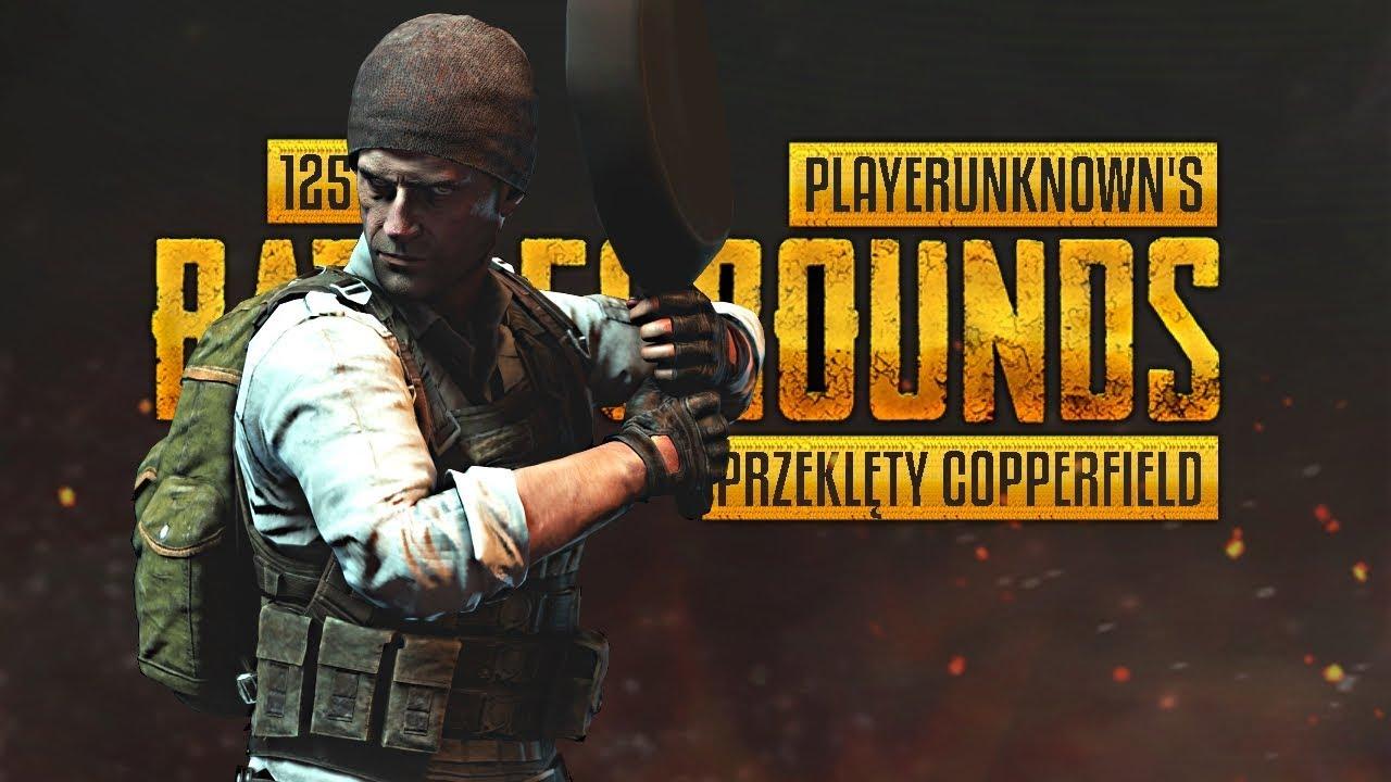 Playerunknown's Battlegrounds (PL) #125 – Przeklęty Copperfield (FPP Gameplay PL / Zagrajmy w)