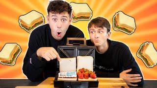 Wir probieren eure besten Sandwich-Kombinationen! 🥪