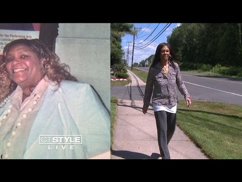 Woman Sheds 200 Pounds with 'Nutritarian' Lifestyle