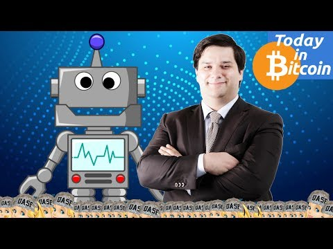 Today in Bitcoin (2017-07-12) - Segwit2x, Bitcoin Falls and the Willy Bot is real