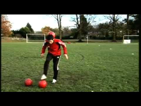 Mike Delaney Soccer - Football Choreography: Blue Peter 2