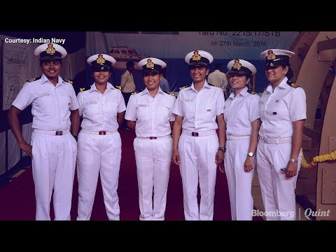 All-Women Indian Sailing Crew Relive Their Journey Around The Globe