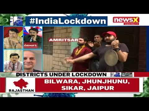 #IndiaLockdown MASSIVE LOCKDOWNS NOW ON  | NewsX