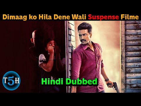 Top 5 Best Tamil Suspense Thriller Movies In Hindi Dubbed || Hindi Review