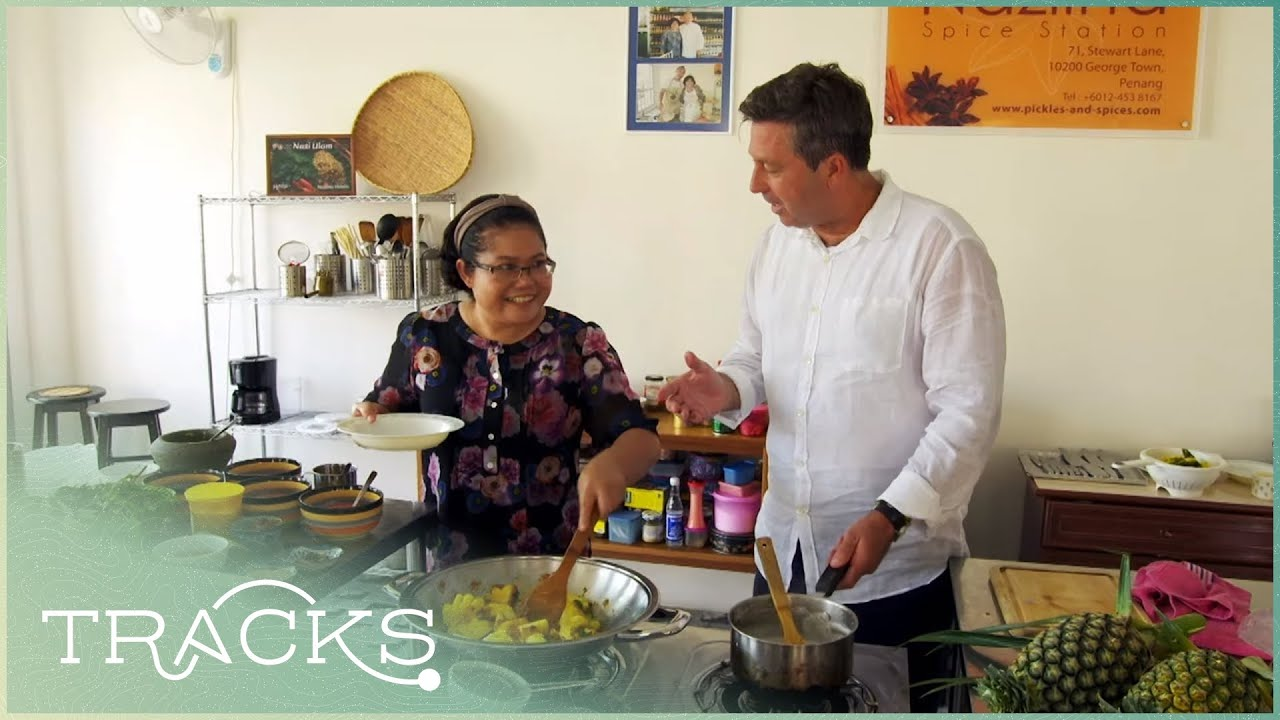 The Flavours of Malaysia: Pineapple Curry | John Torode's Malaysian Adventure | TRACKS
