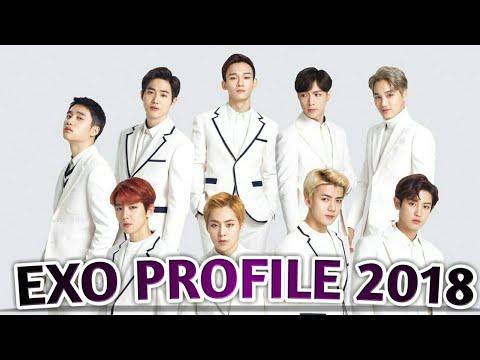 EXO Members Profile Full Name Update, Birthday, Religion