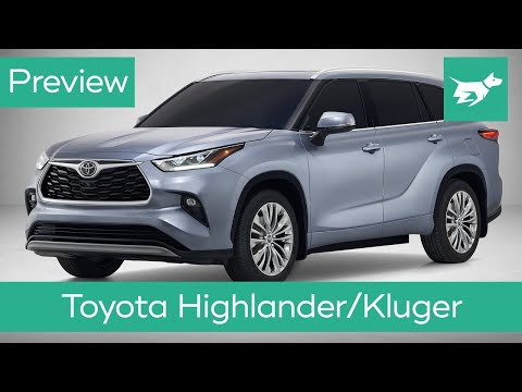 Toyota Highlander/Kluger 2020 preview – engine, interior and more