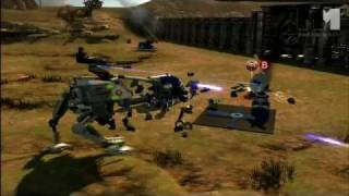 LEGO Star Wars III The Clone Wars | gameplay producers walk-through (2011) LucasArts