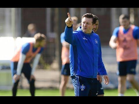 Vor dem Freiburg-Spiel: HSV-Coach Titz betont reelle Chancen auf Klassenerhalt