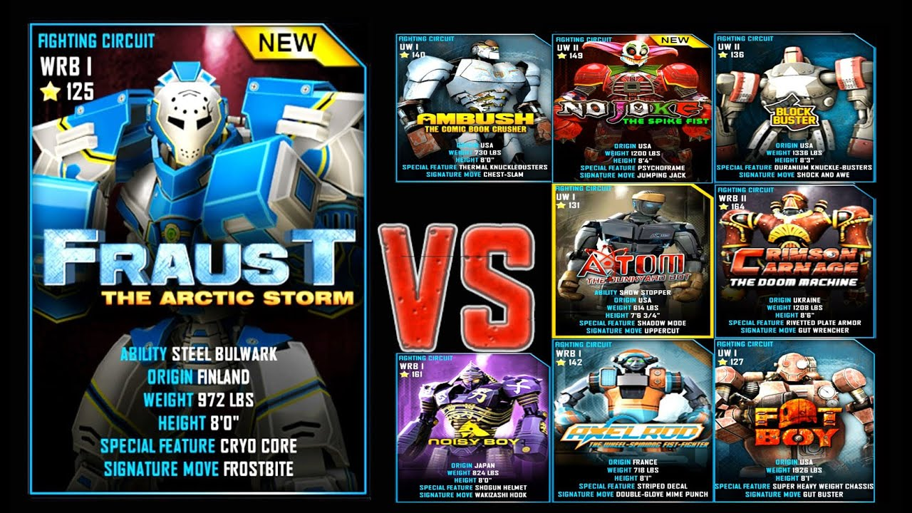 real steel wrb how to get zeus for free