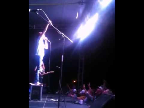 Chris Janson - Truck Yeah Finale - Pennsboro, WV 7/25/14