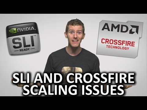 Why Don't Multiple GPUs Scale Properly?