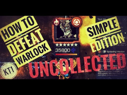 How To Simply Beat Warlock In Uncollected!