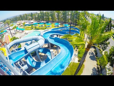 [4k] Heavy Swell - Knott's Soak City Waterpark (Buena Park, California)