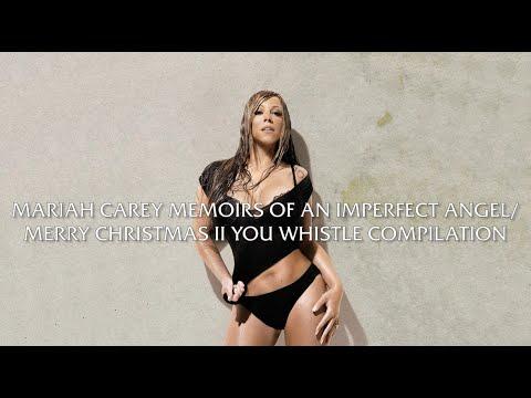 Mariah Carey Memoirs o... Mariah Carey Merry Christmas Youtube