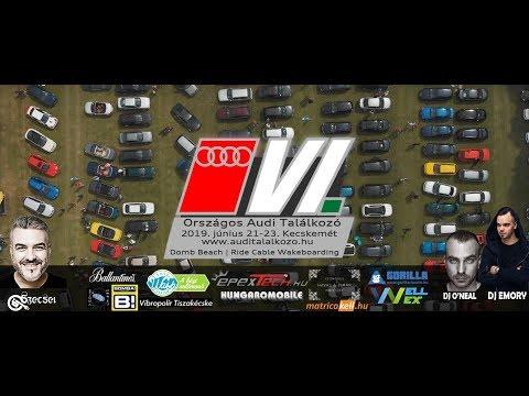 VI Országos Audi Találkozó