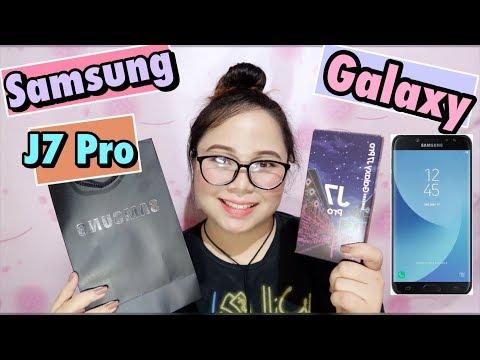 UNBOXING | SAMSUNG GALAXY J7 PRO