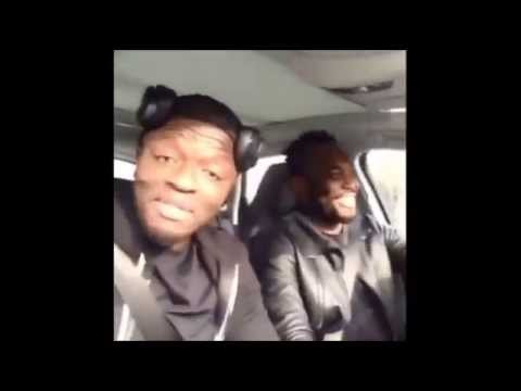 0 - ▶vIDEO: Sulley Muntari & Essien insults Sarkodie, mocks Ayitey Powers and Bukom Banku