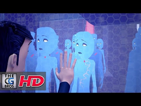 """CGI 3D Animated Short: """"Glitch""""  - by Glitch Aries"""