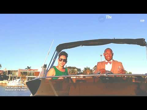 The Pam and AL Show •Season V•Episode#109 (Mansion of The Week in Palm Beach, FL)