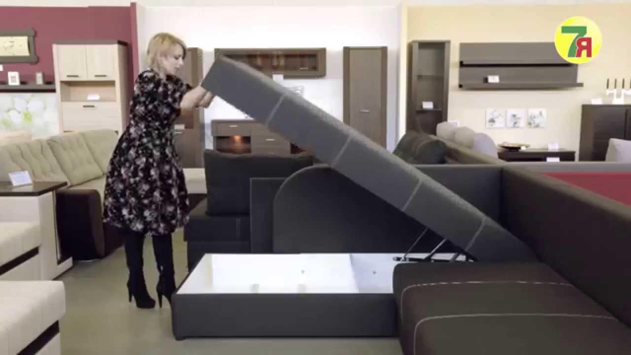 Надежная и недорогая модель – диван-еврокнижка.