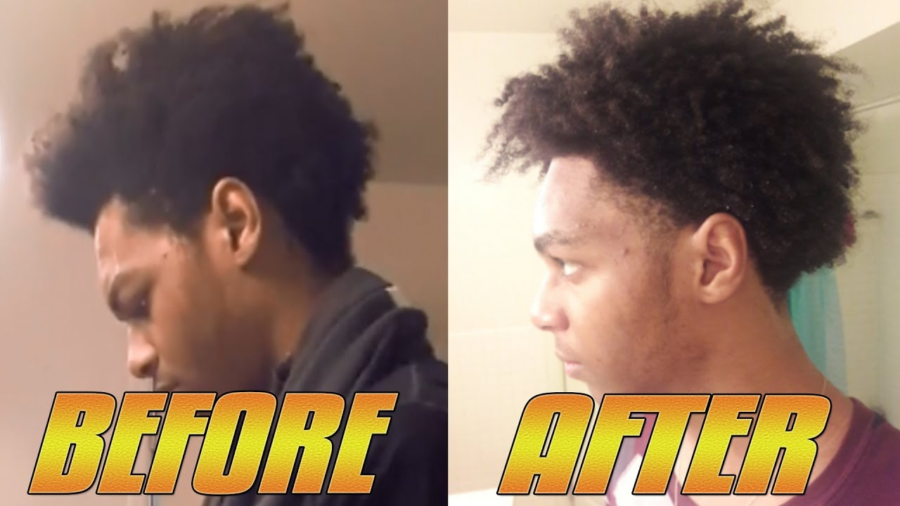 How To Make Your Hair Curly For Men Women Overnight Without Heat