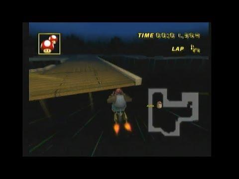 [MKWii W3R] SNES Ghost Valley 2 (glitch) - 52.690 - ☆Dαnnγ G☆