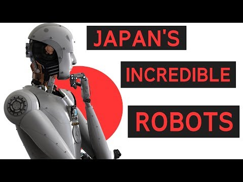 Japan's Awesome Robots