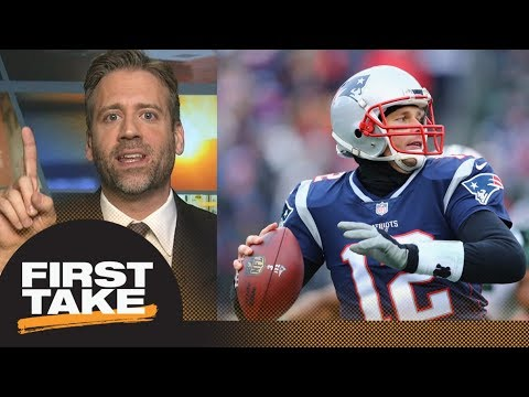 Max says it's 'insane' to think Tom Brady has 3 more years to play | First Take | ESPN