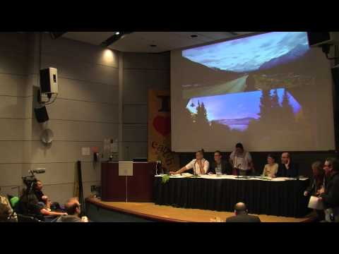 Panel on Extractivism, the Law, and Human Rights - State of Extraction conference