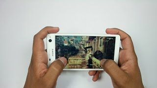 Sony Xperia C4 Dual Gaming and Benchmarks Review With Temp Check AllAboutTechnologies
