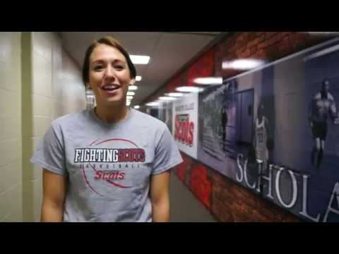 Monmouth College Fighting Scots Multi-Sport Instructional Space
