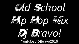 Old School Hip Hop Mix 2013 ! -   Dj Bravo diggin in the crates!!!!.mp4