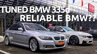 The TRUTH about owning a TUNED BMW 335d (Owner's experience)