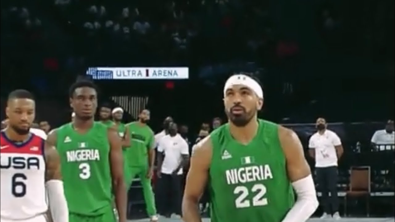 Usa vs Nigeria   #Basketball Full Match Highlight (Hilarious!!)